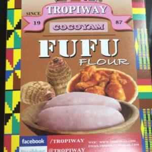 Tripiway fufu flour